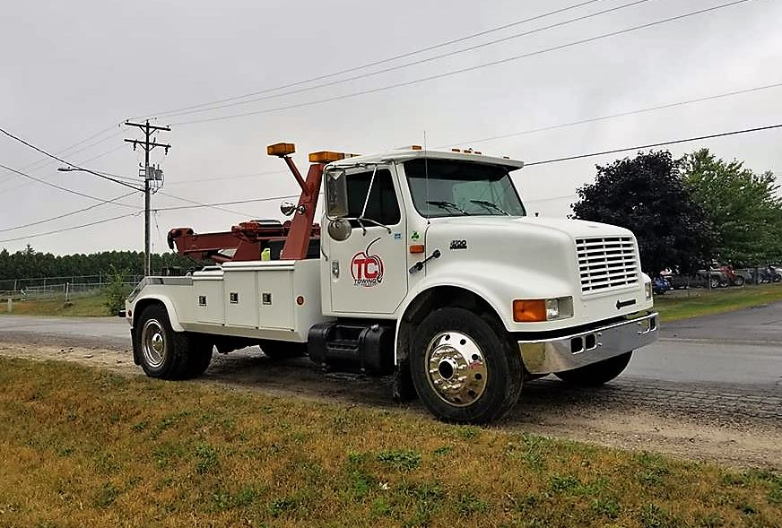 TC Towing Offers the Finest Medium-duty Services